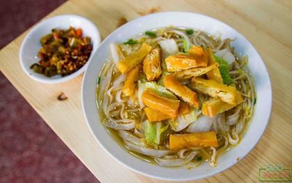 """Bí mật món mì Shan """"vạn người mê"""" ở Myanmar nhưng giá chỉ từ 22k"""