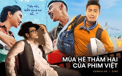 Mùa hè thảm hoạ của điện ảnh Việt: 13 phim ra mắt nhưng doanh thu gộp lại không bằng 1 tuần chiếu Cua Lại Vợ Bầu