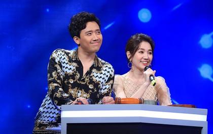 Trấn Thành - Hari Won khiến người chơi sợ vì cùng dẫn một chương trình