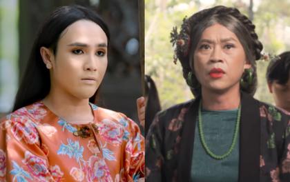 """Huỳnh Lập sống lầy 3 tháng không gội đầu, Hoài Linh """"tái xuất giang hồ"""" ở web drama """"Ma"""""""