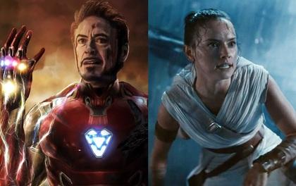 Star Wars phần cuối bị chỉ điểm sao chép nội dung Avengers: Endgame, Disney đã cạn ý tưởng?