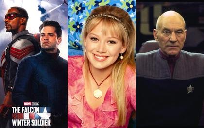 Phim truyền hình Mỹ 2020: Captain America tấn công màn ảnh nhỏ, huyền thoại Lizzie McGuire trở lại