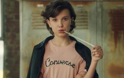"""""""Viên kim cương Hollywood"""" Millie Bobby Brown ủng hộ Converse phát động chiến dịch nữ quyền Love The Progress"""