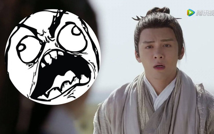 """Thảm hoạ tập cuối """"Tân Ỷ Thiên Đồ Long Ký"""", netizen phẫn nộ: Biên kịch là mẹ đẻ Chu Chỉ Nhược à?"""