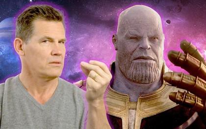 Trước khi là Thanos gây bão, người ta chỉ biết một kẻ bất hảo nghiện ngập bạo hành vợ đầy tai tiếng Josh Brolin