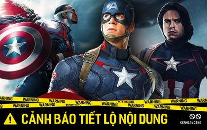 Xin lỗi Bucky, nhưng Falcon mới là người được Captain America chọn vì lí do này!