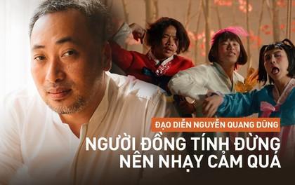 """Bị chỉ trích đem đồng tính ra chọc cười ở """"Ước Hẹn Mùa Thu"""", đạo diễn Nguyễn Quang Dũng: """"Người đồng tính cũng không nên nhạy cảm quá!"""""""