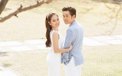 Cận ngày trọng đại, Dương Khắc Linh - Ngọc Duyên tung trọn bộ ảnh cưới lãng mạn tại Hàn Quốc