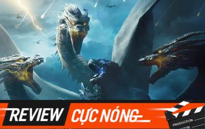 Review Godzilla: Đế Vương Bất Tử - Hai tiếng gây thất vọng của hội quái thú siêu to khổng lồ