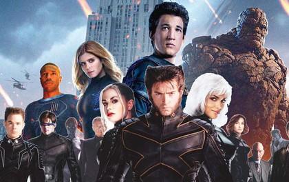 Đại hội siêu anh hùng lớn nhất lịch sử: X-men và Fantastic Four sẽ hợp tác trong một bộ phim Marvel?