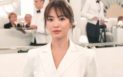 2 tháng sau cuộc ly hôn ngàn tỷ, Song Hye Kyo chia sẻ 1 câu khiến công chúng thở phào nhẹ nhõm
