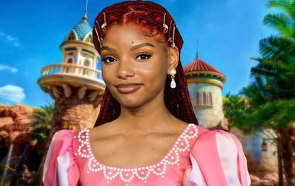 Vì sao Disney thản nhiên ngồi không khi cả thế giới chê bai Nàng Tiên Cá da màu Halle Bailey?