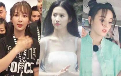 """Series ảnh """"team qua đường"""" chụp nữ thần Cbiz: Lưu Diệc Phi - Nhiệt Ba như tiên tử, Dương Tử có lung linh như trên TV?"""