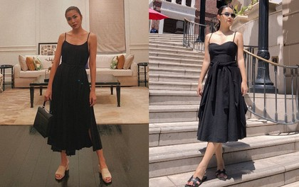 Nhờ một mẫu váy: Hà Tăng, Phạm Quỳnh Anh và Đàm Thu Trang khiến người ta nín lặng trước vẻ sexy và sang chảnh tột bậc