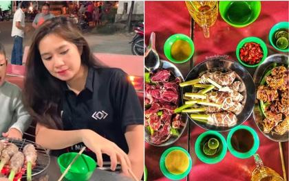 """""""Bò bảy món"""" là đặc sản gì mà đến cả vợ chồng Lý Hải – Minh Hà đến An Giang cũng phải ăn cho bằng được?"""