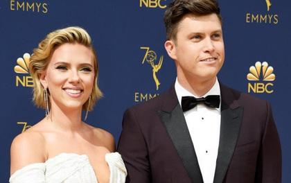 """""""Góa phụ đen"""" Scarlett Johansson bí mật làm đám cưới lần 3"""