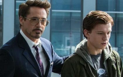 Hóa ra Tony Stark phát hiện ra Spider-Man nhờ YouTube