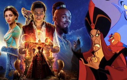 """Disney chính thức xác nhận làm Aladdin 2 không thèm """"dựa hơi"""" bản hoạt hình"""