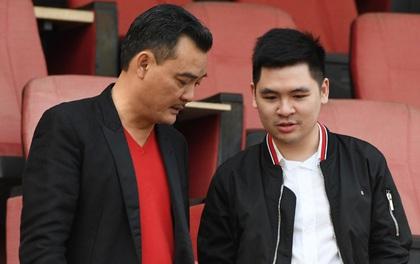 """Chủ tịch 9x của CLB Hà Nội """"ngại"""" ống kính nhưng tuyên bố đanh thép: Cầu thủ nào có định hướng ra nước ngoài đều được tạo điều kiện"""
