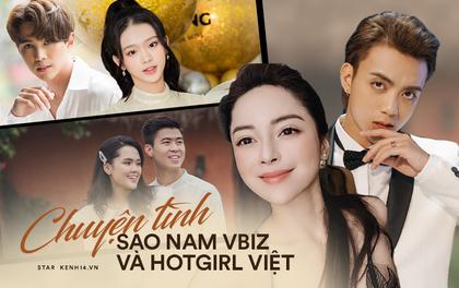 Những cuộc tình của sao nam Vbiz và hotgirl: Duy Mạnh rinh ngay về dinh, Soobin và Will sao mãi chưa chịu công khai?