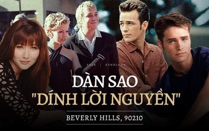 """Bí ẩn cả dàn sao """"Beverly Hills"""" như trúng lời nguyền: Hết tai nạn kinh hoàng đến ung thư, đột tử, thiên kim sa cơ lỡ vận"""