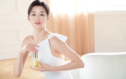 """Rộ tin """"Mợ chảnh"""" Jun Ji Huyn trở thành đại sứ toàn cầu của nhãn hàng mỹ phẩm đình đám"""