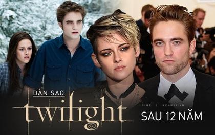 """Dàn sao Twilight sau 12 năm: """"Hotboy ma cà rồng"""" lên hạng """"Người Dơi"""", nam phụ đột ngột qua đời đầy bí ẩn"""