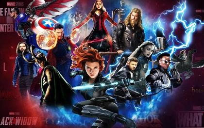 """""""Cú búng tay"""" của COVID-19 làm xáo trộn vũ trụ điện ảnh Marvel ra sao?"""
