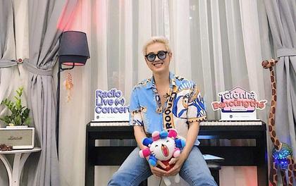 """Thanh Duy từ """"quẩy banh"""" đến """"so deep"""" với loạt hit của Mỹ Tâm, Phạm Quỳnh Anh, cover cả nhạc phim """"Hậu Cung Như Ý Truyện"""""""