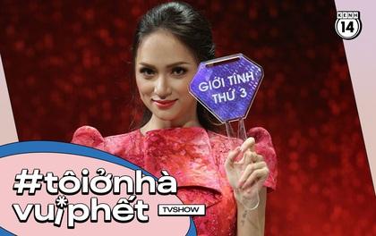 """Hương Giang – """"Nữ hoàng LGBT"""" đảm bảo rating cho mọi gameshow!"""
