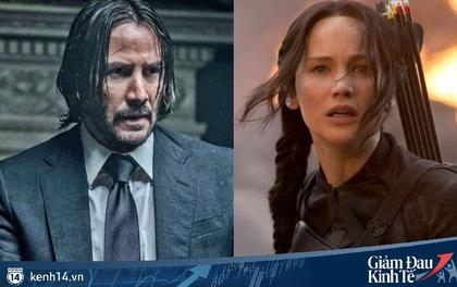 John Wick, The Hunger Games và loạt bom tấn đình đám phát miễn phí trên Youtube, ở nhà xem ngay kẻo lỡ quý vị ơi!