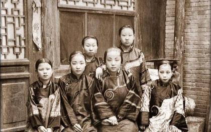 Loạt ảnh quý giá phản ánh chân thật cuộc sống người Trung Quốc trong giai đoạn biến động từ cuối thời nhà Thanh đến thời Dân Quốc