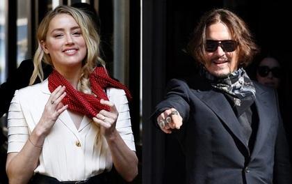 """Biến căng: Johnny Depp bị tố dọa giết mỹ nhân """"Aquaman"""" Amber Heard và loạt lời khai về quá trình tra tấn dã man"""