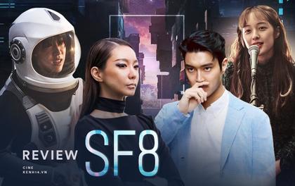 """Siêu phẩm SF8: """"Black Mirror phiên bản Hàn"""", kĩ xảo mãn nhãn xem mà khoái!"""