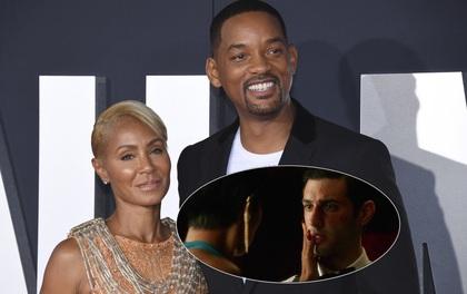 """Vợ Will Smith """"ăn vụng"""" trai trẻ sau lưng chồng trót lọt đến thế không lẽ do đã """"tập dợt"""" trên phim từ đời nào?"""