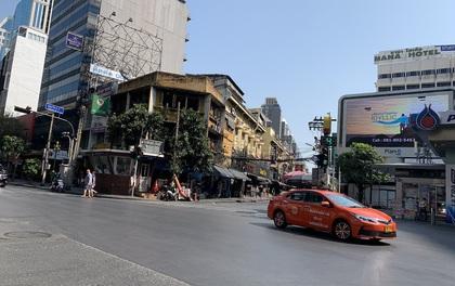 Thái Lan đón Tết cổ truyền té nước Songkran trong lặng lẽ