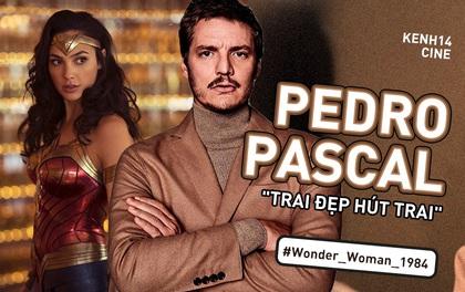 """Bóc ngay pro5 phản diện đẹp trai của Wonder Woman 1984: Nổi lên từ Game Of Thrones, số nhọ đi đến đâu bị """"hủy giao diện"""" đến đó"""