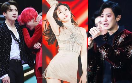 Xuất hiện bảng line up MAMA 2021 có BTS, TWICE, EXO và cả Justin Bieber khiến Knet nháo nhào: Không thể tin được!