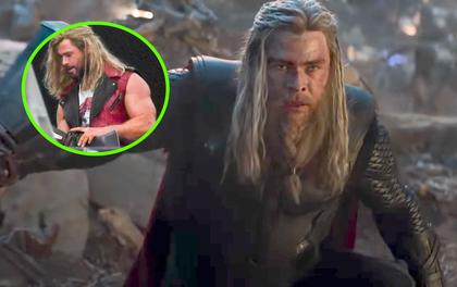 """Lộ ảnh """"Thần Sấm"""" Chris Hemsworth khoe nét đô con ở Thor 4, dân tình bất ngờ la ó: """"Trả lại ông chú bụng bia cho tôi!"""""""