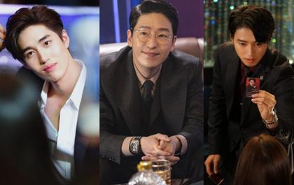 Hội bad boy gây thương nhớ cực mạnh ở màn ảnh Châu Á: Ai nhắm bì lại ác ma Penthouse?