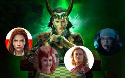 """Bất ngờ chưa, Loki hóa ra là """"đệ nhất sát gái"""" của vũ trụ điện ảnh Marvel, tình cảm với cả """"đội quân"""" mỹ nữ thế này thì nhất anh!"""