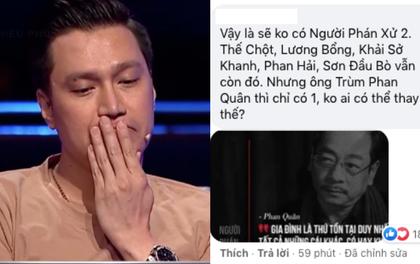 """Netizen xúc động khi Việt Anh trả lời câu hỏi liên quan đến NSND Hoàng Dũng, không tin """"ông trùm phán xử"""" đã ra đi mãi mãi"""