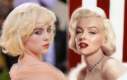 Billie Eilish tại Met Gala 2021: Thành công gợi lại vẻ đẹp Marilyn Monroe, đã thế còn đanh thép ra điều kiện với Oscar de la Renta