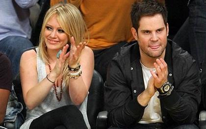 Hilary Duff và Mike Comrie bất ngờ ly hôn