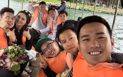 Hoa hậu Diễm Hương lên Đà Lạt chụp ảnh cưới