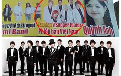 """V.Supper Junior (SuJu phiên bản Việt) - lại thêm một """"thảm họa"""" Vpop?"""