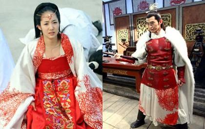 """Xoăn (BOF Trung) bị """"đánh ghen"""" vì mặc váy Park Min Young quá đẹp"""