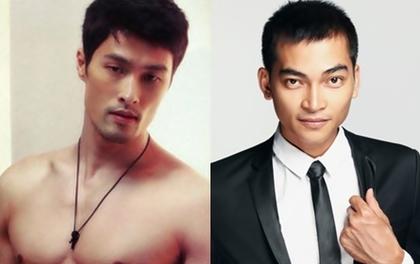 Những quý ông của showbiz Việt từng vào vai giang hồ cộm cán