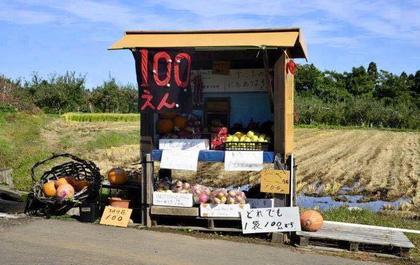 Chùm ảnh: Những gian hàng không người bán nhỏ nhắn, xinh xắn ở Nhật Bản