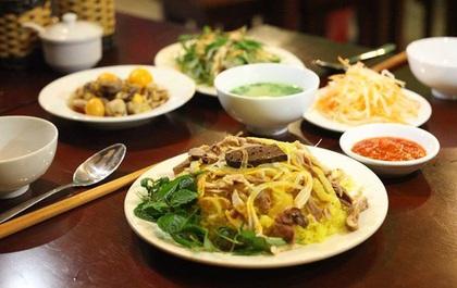 Thêm một địa chỉcơmgàngon tuyệt cho thực khách Hà Nội